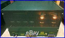 Excellent Pair Altec 1570BT Tube Monoblock Amplifier Peerless Iron Full Recapped