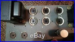Executone P300 Tube Monoblock Amplifier