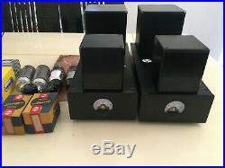F2a tube mono blocks, circuit copied from klangfilm klv 204
