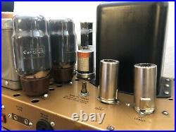 Heathkit Genalex KT66 W-5M Monoblock + WA-P2 Tube Pre-amp