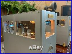 High-End GM70 Mono Block Valve Tube Amplifier Split SE Class A Integrated