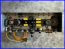 Interelectronics Coronation 400 6L6 Tube Monoblock Pair Restored Ultra Rare
