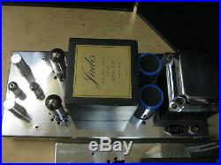 Jadis JA30 Monoblock Tube Amps PAIR PICK UP ONLY