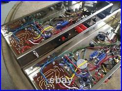 Just Restored! Dynaco Dynakit Mk IV Monoblock Tube Amplifier Identical Pair Mkiv