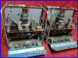 KINAP LOMO Cinema Equipment tube amplifier monoblock UO 11 2pcs