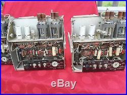 KINAP LOMO UO 13 Cinema Equipment tube amplifier monoblock 4pcs