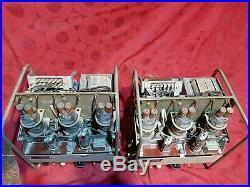 KINAP LOMO UO 15 Cinema Equipment tube amplifier monoblock 2pcs