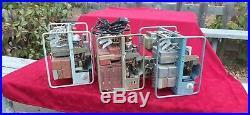 KINAP LOMO tube amplifier monoblock UO 11 (2pcs) + UO-15 (1pcs)