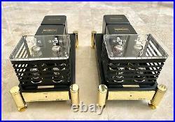 Ketch Audio MDM-90 mono-block Tube power Amplifier KT90 6SN7 6SL7 805 6922 12AX7