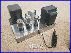 Knight Mono Block Tube Amplifier