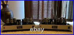 MANLEY LABS 175 Watt Monoblock Tube Amplifiers PAIR