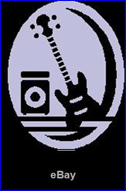 MARSHALL 9100 Monoblock Amp Primo Tube Set 5881 (4)