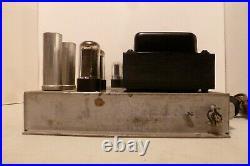 Magnavox Amp-101b Monoblock Power Amplifier 4 X 6v6 Output Tubes
