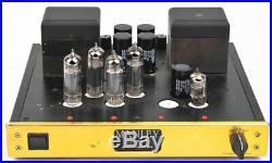 Manley 50 Watt Monoblock Gold-Plated Triode Power Mono Audio Amplifier +Tubes