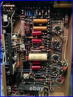 Marantz Model 9 Monoblock Vacuum Tube Amplifier EL34 6CG7 Vintage