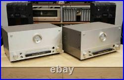 Marantz Model 9SE Replica Monoblock Tube Power Amplifier USED JAPAN 100V vintage