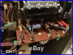 McIntosh A116 Tube (Valve) Monoblock Power amplifiers (Pair) Rare Serviced 1950s