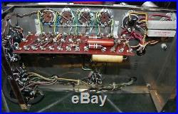 McIntosh MC-30 A-116-B Monoblock Tube Amplifier 3 New Tubes