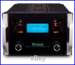 McIntosh MC2301 Tube Quad Balanced Monoblock Amplifier Pair