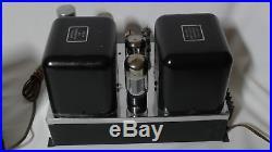 McIntosh MC30 Amplifier Tube Mono Blocks Serviced (Pair) Amps