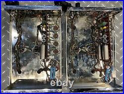 McIntosh MC30 Tube Monoblock Amplifiers Full Blown Restoration