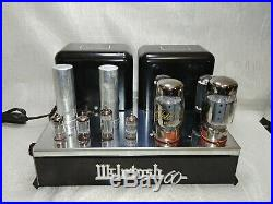 McIntosh MC60 Pair, MC 60 / 60 Watt Mono Block Tube Amplifiers-Original Vintage