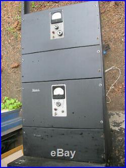 McIntosh MI-200 tube power amplifier mono blocks pair