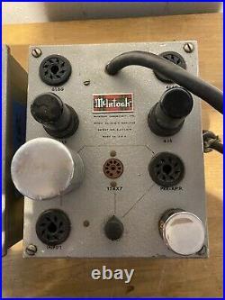 McIntosh Tube Monoblock 50W2 WithPower Supply