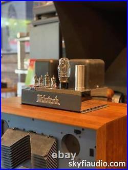 Mcintosh MC30 Vintage Tube Monoblock Amplifiers Restored