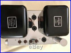 Mcintosh MC30 pair, excellent, near mint, Monoblock tube, 6L6, K66
