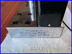Mcintosh MC60 Tube Mono Block Amplifier