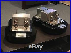 Melton 6C33C Monoblock Tube Amplifiers Class A