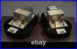 Melton Audio 6C33C Monoblock Tube Amplifiers Good For JBL Or Wilson Audio