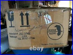 Monoblock Rogue Magnum M120 Tube Amplifier 120 Watt Working