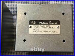 Nature sound main power for 2a3/300b tube power amplifier for mono block rarely
