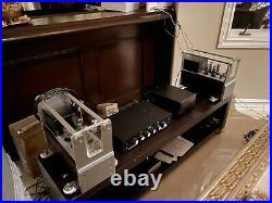 Opera Consanance Cyber 800SE Monoblock Tube Amplifier Pair
