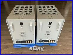 PAIR (2) Audio Research Reference 750 SE MONOBLOCK Vacuum Tube amplifiers