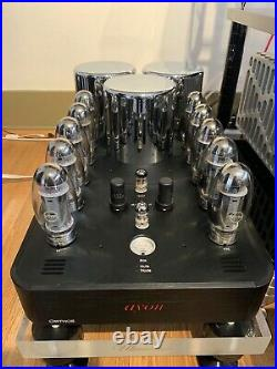 Pair Ayon Audio Orthos II XS Mono Block Tube Power Amps Withbox Manual -trade In