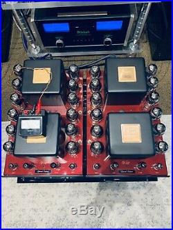 Pair Cary CAD-280SA V12I Mono Blocks power amps Nos ARC tube
