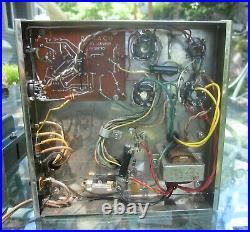 Pair DYNACO MK III 60W Monoblock Tube Amplifiers - FULLY RESTORED