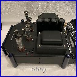 Pair Manley Snapper 100W Monoblock Vacuum Tube Amplifiers 6CA7 -Rare One Owner