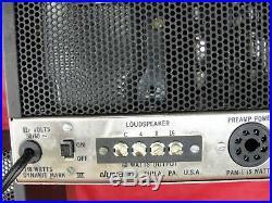 Pair Of Vintage Dynaco Dynakit Mark III Mk3 Monoblock Vacuum Tube Amplifiers