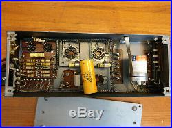 Pair QUAD II Tube Monoblock Power Amplifiers 100-120V, Work Great Classic