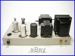 Pair Webster 32293 Mono Block Tube Amplifiers / Western Electric Lic - KT1