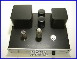 Pair of AES by Cary Monoblock Tube Amplfiers / SE-811 - KT