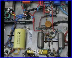 Pair of Eico HF-35 Mono Block Tube Amplifiers 30 WPC, Professionally Restored