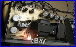 Pair of Grommes Precision Electronic G-101-A Mono Block Tube Power Amplifier