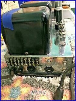 Pair of McIntosh MC-30-A Mono Block Tube type Power Amps