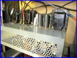 Pair of Stromberg Carlson AP-80 Mono Block 6550 tubes Power Amplifier