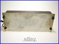 Pair of Vintage Baldwin 60M Mono Block Tube Amplifiers / 6550 / 316,328 - KT